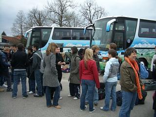 Pamiers-Crailsheim-Schüleraustausch 2007