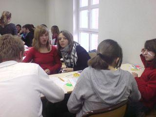 LMG- und ASG-Schüler in Pamiers