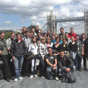 Studienfahrt nach London 2008