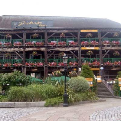 Dickens Inn' - Pub
