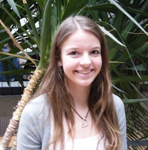Sarah Meiser ist neue Worthington-Austauschschülerin