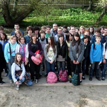 Schüleraustausch Pamiers – Crailsheim