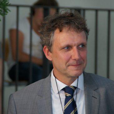 Herr Wöllner zur Verabschiedung von Herrn Dr. Messerschmidt