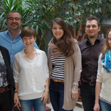 Neue Referendarinnen am Lise-Meitner-Gymnasium