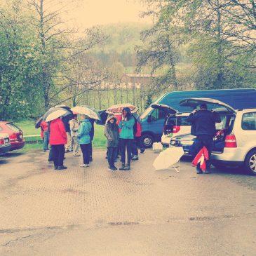 Gastschüler aus Pamiers zu Besuch in Crailsheim
