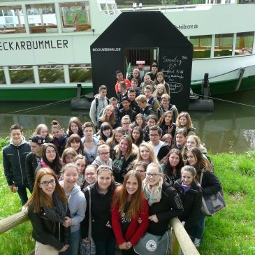 Abschlussbericht zum Schüleraustausch mit Pamiers