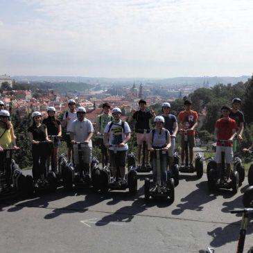 Studienfahrt Dresden-Prag 2015