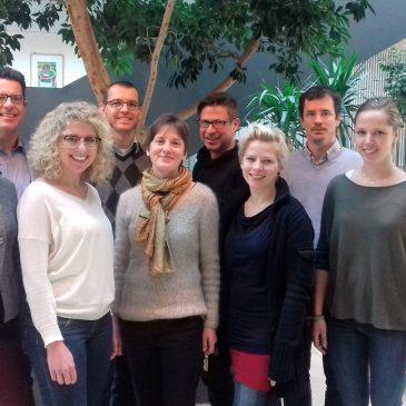 Drei neue Referendarinnen am Lise-Meitner-Gymnasium begrüßt