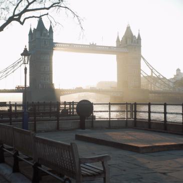 London Städtetrip der K1