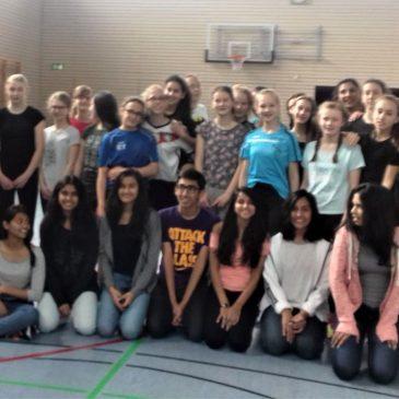 Schüleraustausch mit Indien am Lise-Meitner-Gymnasium