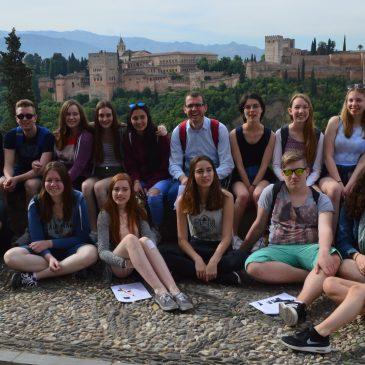 Reisetagebuch Spanienaustausch 2017