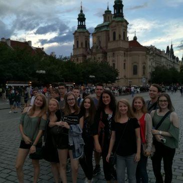 Studienfahrt 2017: Dresden – Prag