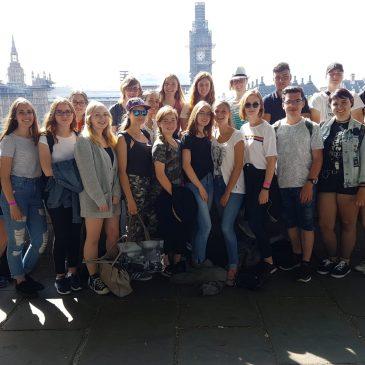 """Die """"bessere"""" Studienfahrt – London"""