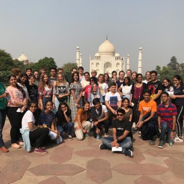 Schüleraustausch Indien 2018