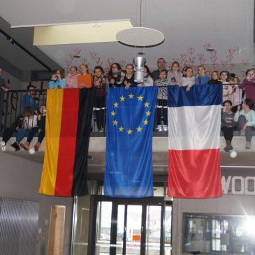 Schüleraustausch mit Pamiers am LMG 2019