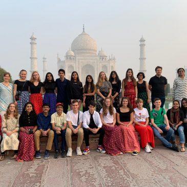 Grüße aus Indien