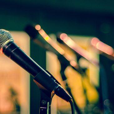 Einladung zum Poetry-Slam (Achtung Raumänderung)