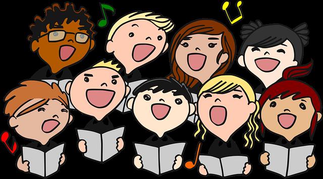Herzliche Einladung zur Chorprobe