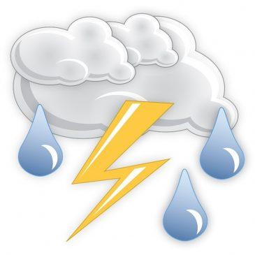 Unwetterwarnung: Hinweise des Kultusministeriums an Eltern und Schulen