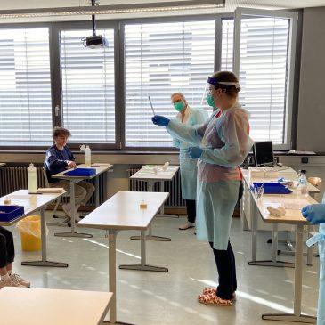 LMG: Schüler testen sich selbst